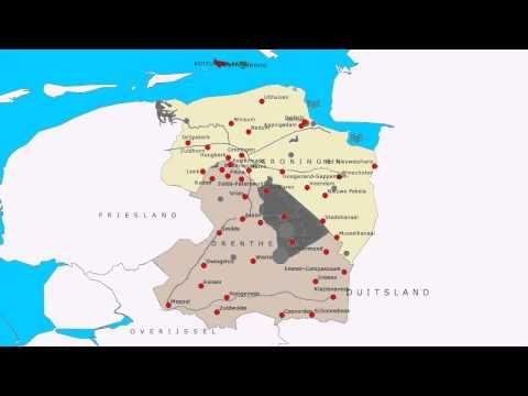 Topografie Gebergte En Rivieren Van Europa Youtube Rivier