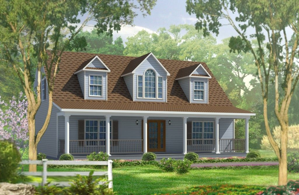 Carlisle of American Lifestyle Collection - Excel Modular Homes
