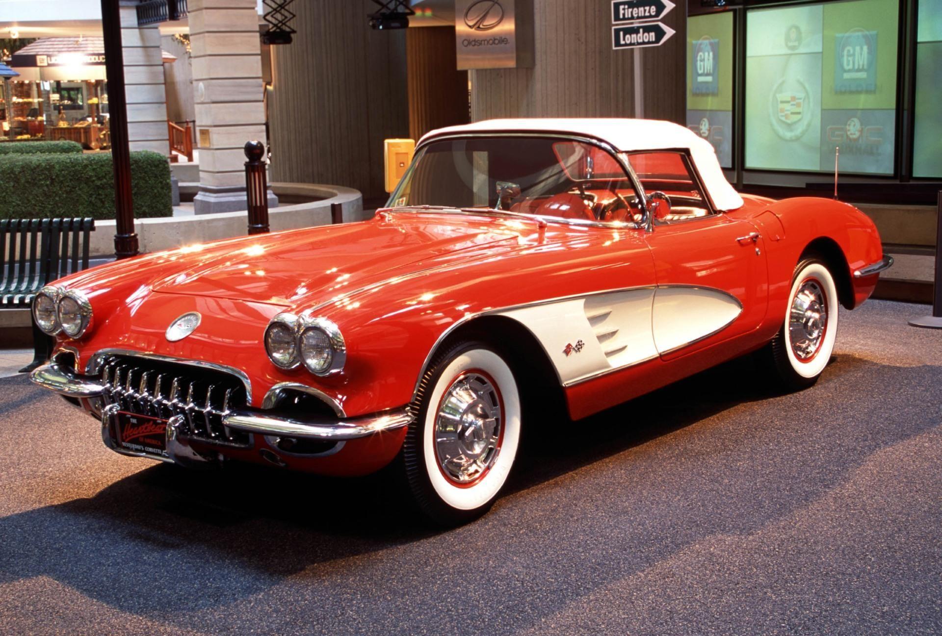 1960 corvette | Home : Vehicles : 1960 Chevrolet Corvette C1 ...