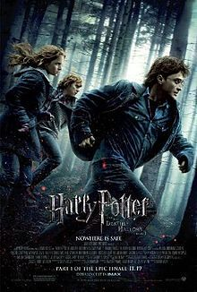 Harry Potter And The Deathly Hallows Part 1 Wikipedia The Free Encyclopedia Harry Potter Movie Posters Deathly Hallows Part 1 Harry Potter Movies
