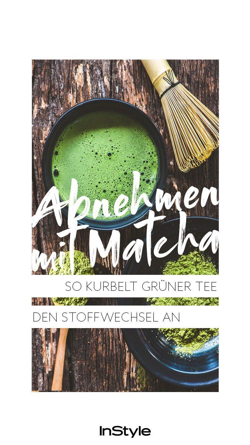Abnehmen mit Matcha: So kurbelt der Matcha Tee den..