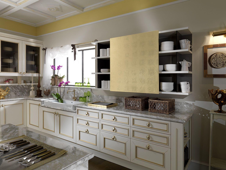 Romantica Decor - Classic Style Kitchens - Kitchens - Febal Casa ...