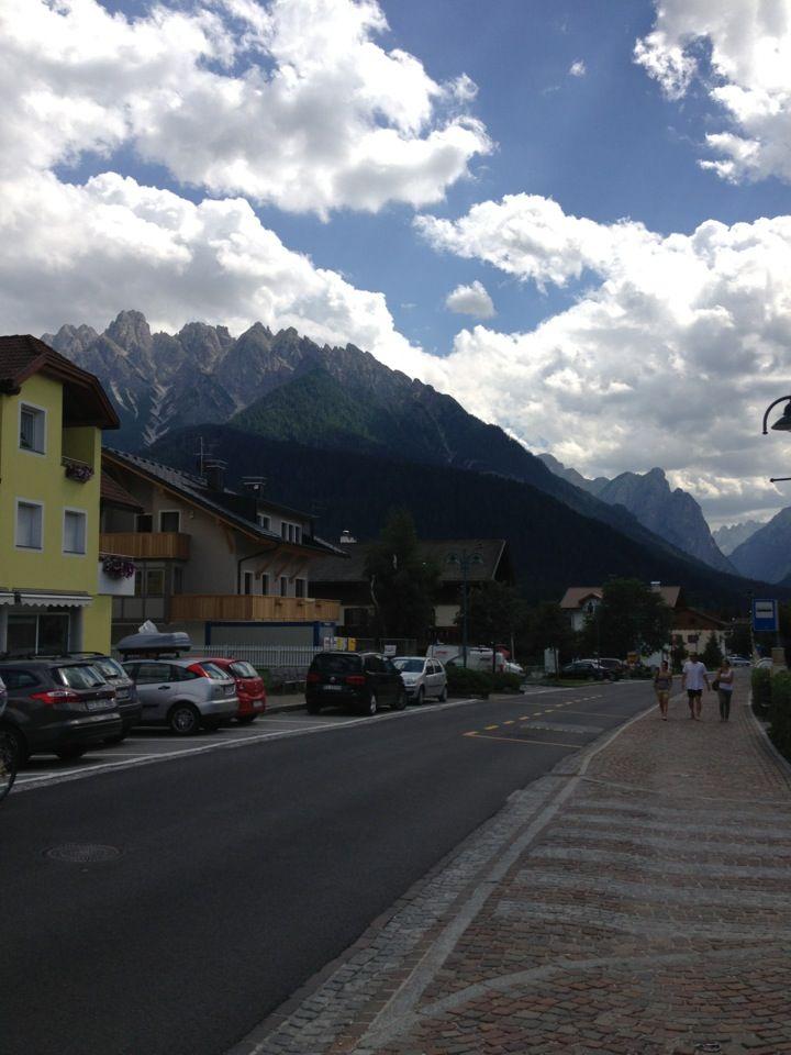 Toblach / Dobbiaco nel Trentino - Alto Adige