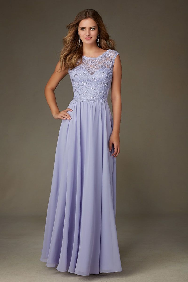 Bridesmaid dress out of morilee by madeline gardner style