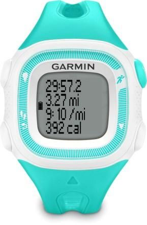 If you're into trail running, you NEED this watch! It tracks your heart rate, This fitness watch makes it fun and easy to track and share workout distances, pace, heart rate, calories and personal records.