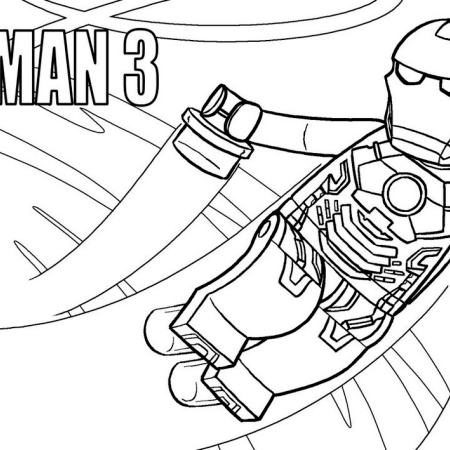 Lego Iron Man Coloring Pages | marvel coloring pages | Pinterest