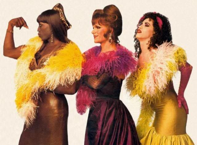 To Wong Foo Thanks for everything. Wesley Snipes, Patrick Swayze e John Leguizano.
