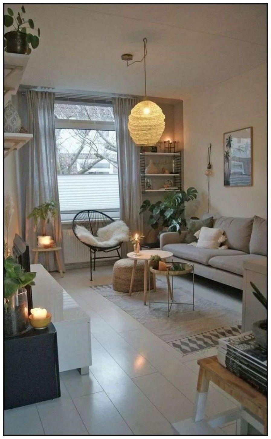 16 Decorating Ideas for A Small Living Room 16 in 16  Small