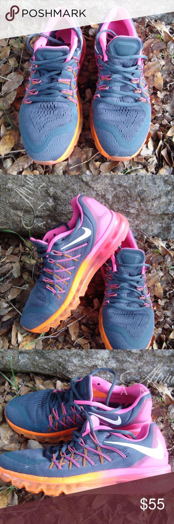 quality design de796 8662d Nike Air Max Multicolor Running Shoes, 8.5 Nike Air Max Neutral Ride Soft  Woman Multicolor