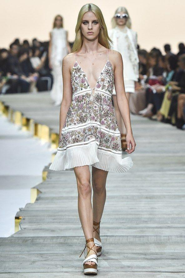 Roberto Cavalli womenswear, spring/summer 2015, Milan Fashion Week