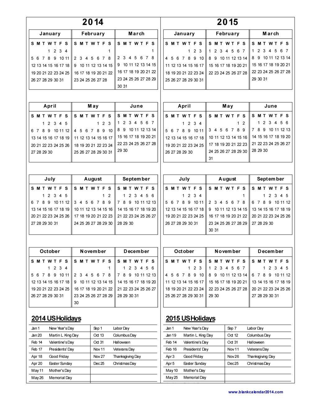 2014 Calendar Template With Holidays Madinbelgrade News To Go 2
