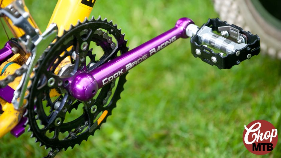 Yeti Arc As Lt With Shimano Xtr And Cook Bros Racing Cranks
