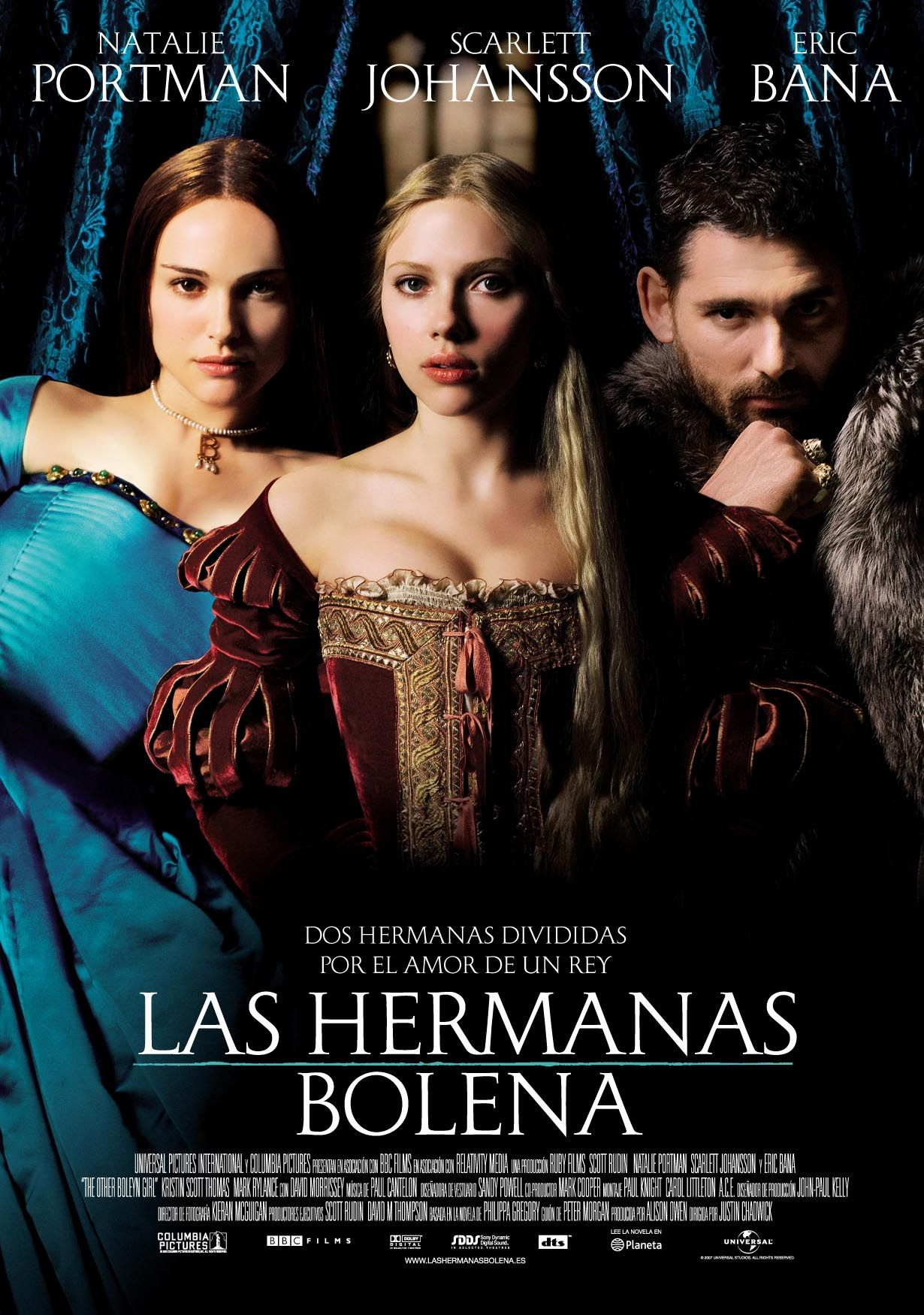 2008 - Las hermanas Bolena - The Other Boleyn Girl