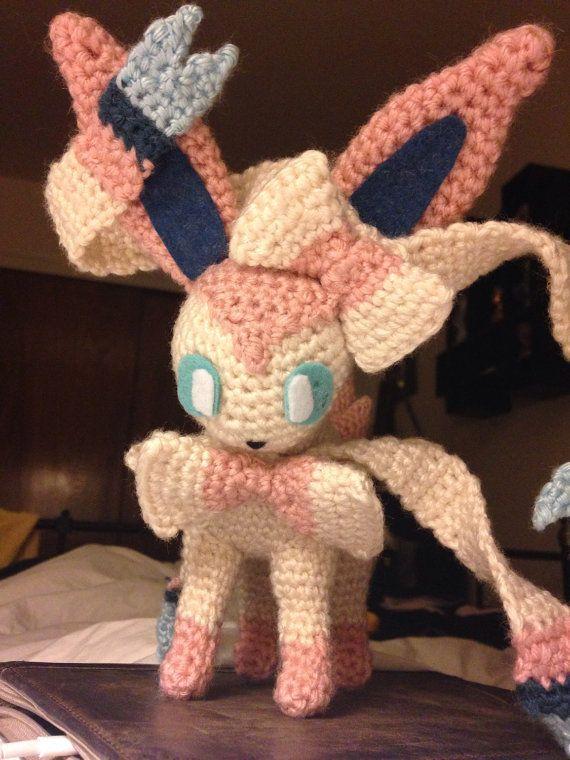 Resultado de imagen para amigurumi pokemon patterns free | Tricot ... | 760x570