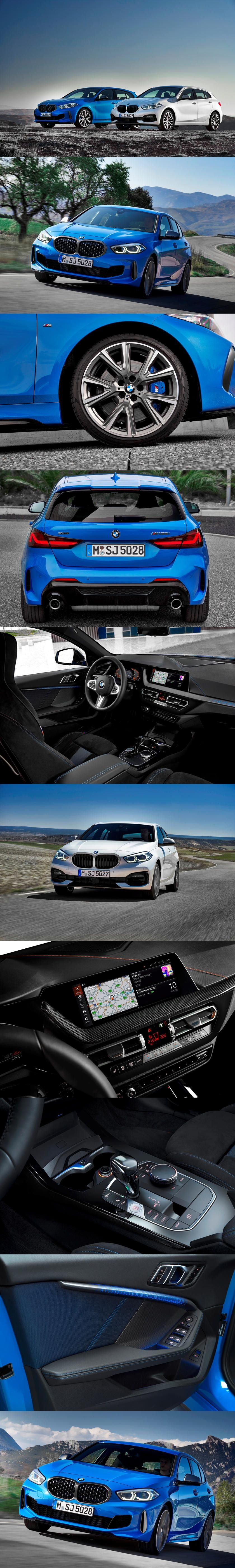 Meet The All New 2020 Bmw 1 Series In The Us It Will Become The 2