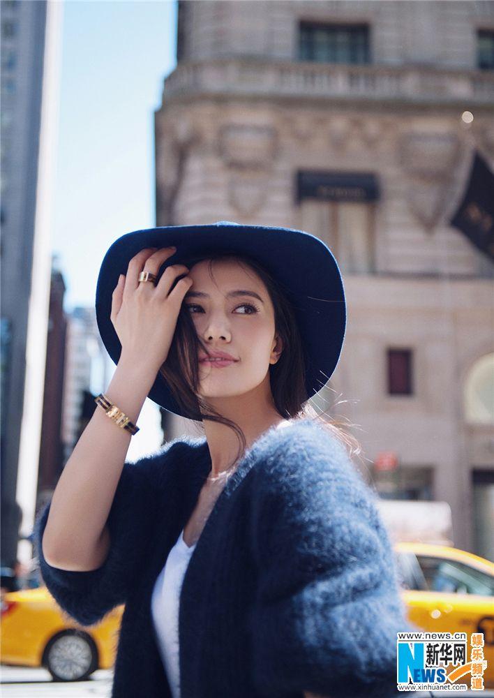 Chinese actresss Gao Yuanyuan