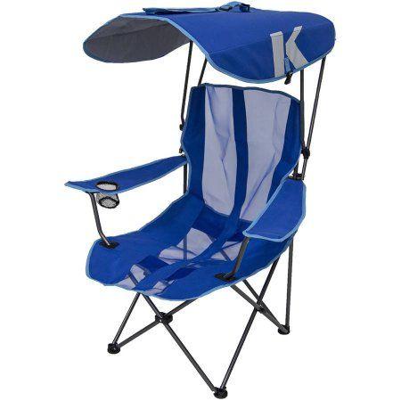 Kelsyus Original Canopy Chair Royal Blue Canopy Outdoor Lawn