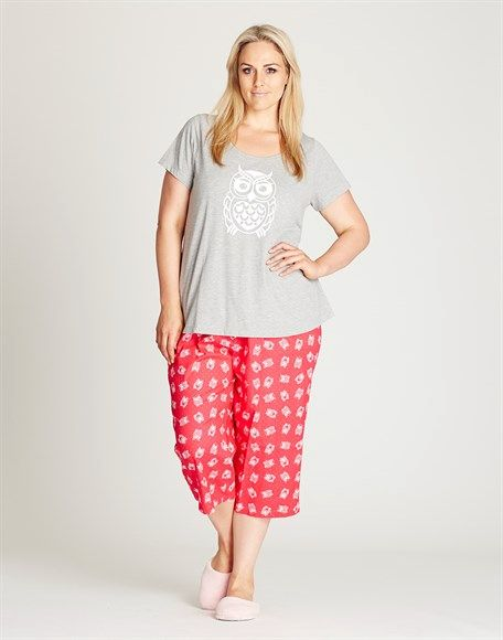 17 Best images about Plus Size Fashion: Sleepwear on Pinterest ...