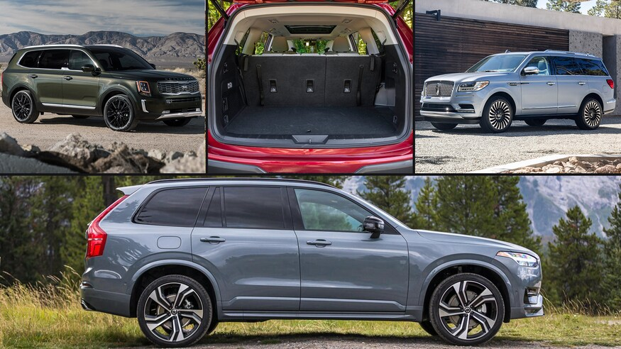 20 Of The Best 3 Row Suvs For 2020 Best Suv 3rd Row Suv Best 3rd Row Suv