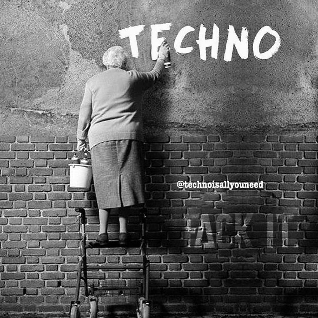 Grandmas Knows Best 🙌 Techno In 2019 Pinterest