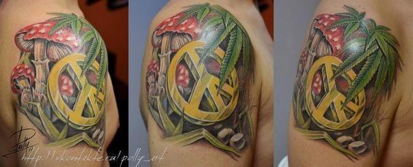 Thc Tattoo Designs: Image Result For Rasta Tattoo Designs