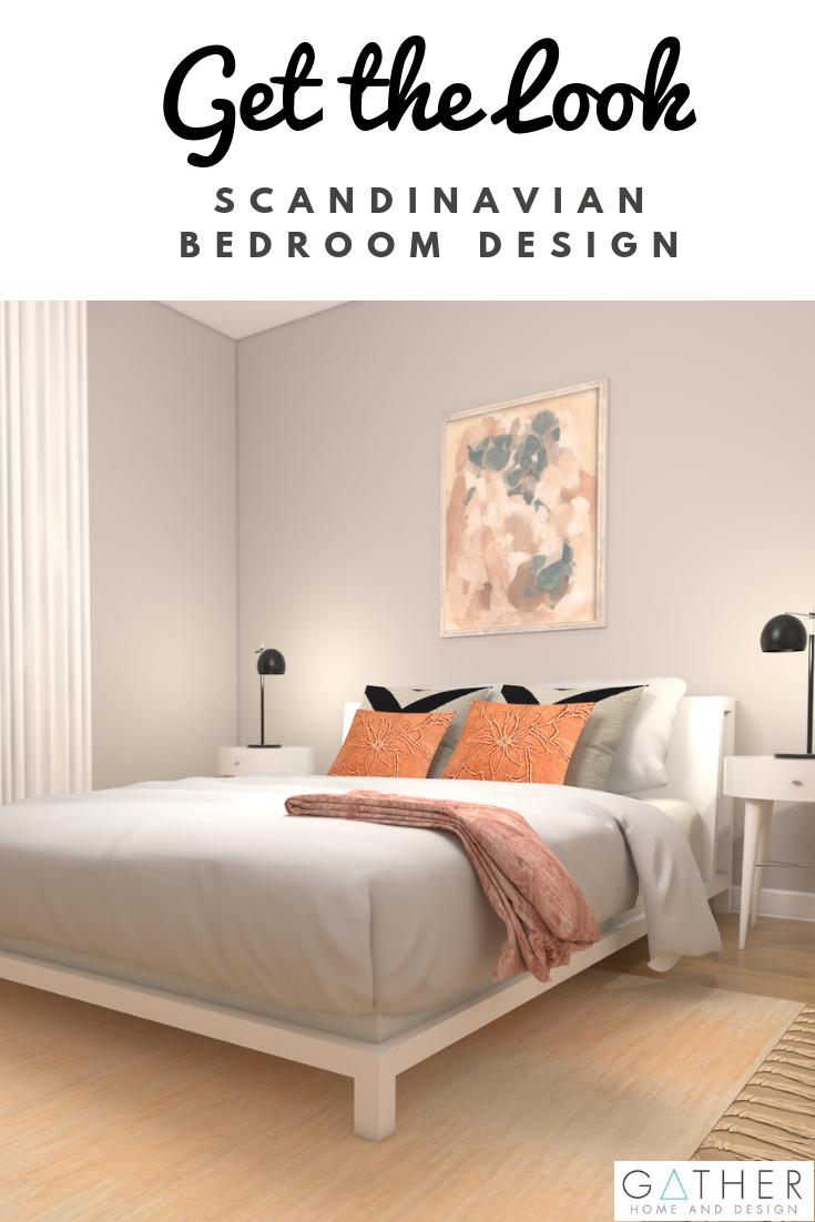 Just Peachy Scandinavian Bedroom Design Bedroom Design Scandinavian Design Bedroom Scandinavian Bedroom
