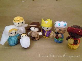 Amigurumi Tutorial Gratis : Es un mundo amigurumi patrón gratis crochet