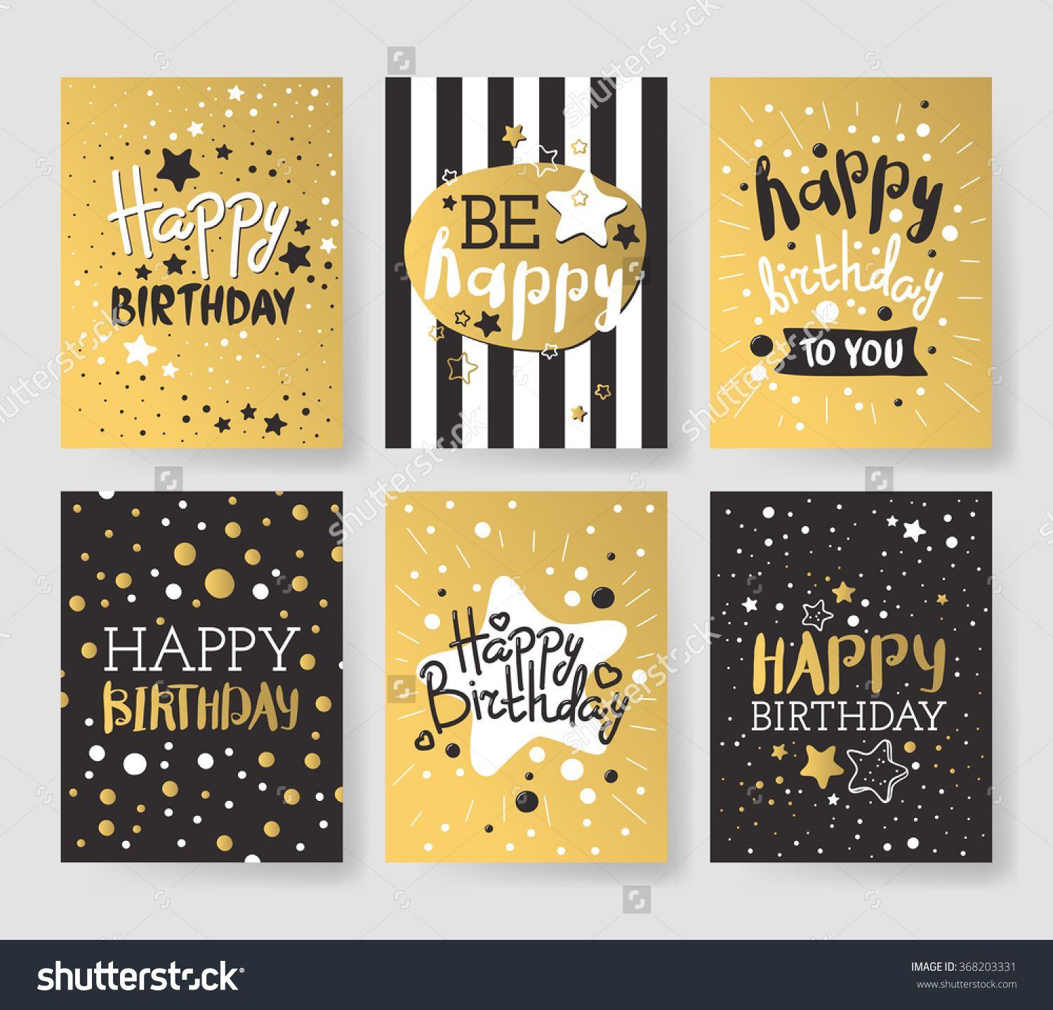 Scripts elegant lettering from designs golden age buscar con vector birthday invitation cards graphics beautiful birthday invitation cards design gold and black colors birthday vector greeting card deco by bookmarktalkfo Images