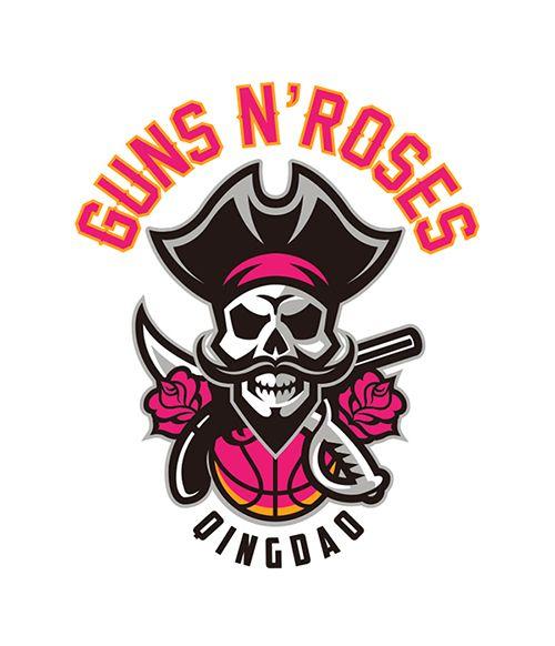 guns n roses logo - 500×582