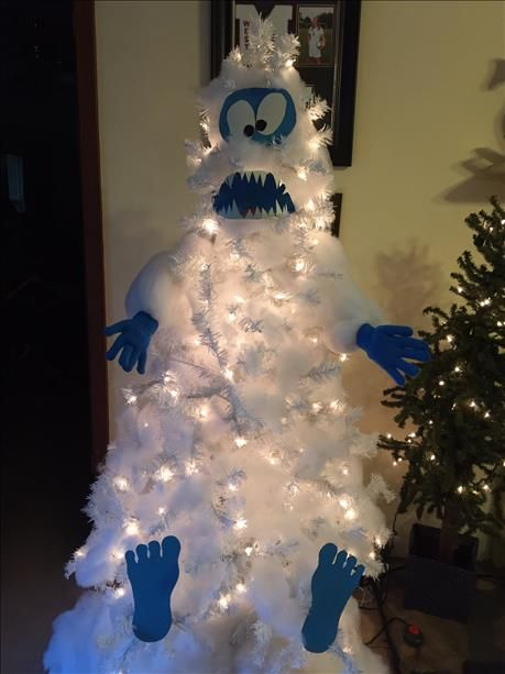 WBIR The Abominable Snowman Holidays Pinterest Snowman