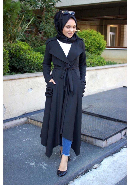 5a0b5bc7019ed Modamim Tesettür Yazlık Kap Modelleri - Moda Tesettür Giyim ...