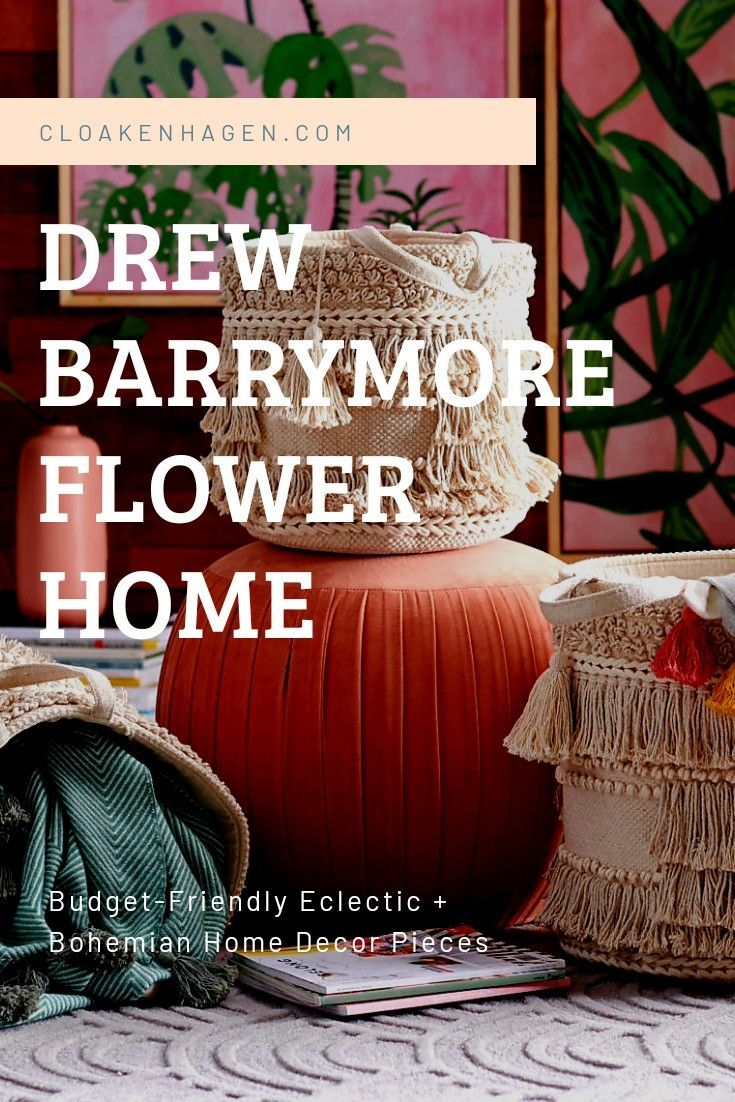 Drew barrymore flower home favorite finds with images