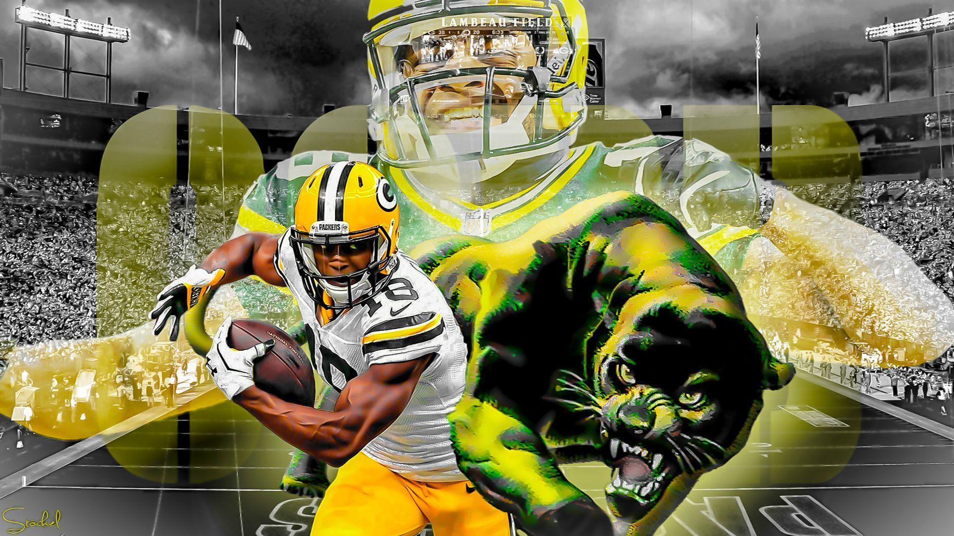 Randall Cobb Wallpaper Packers Wallpaper, Best wallpaper