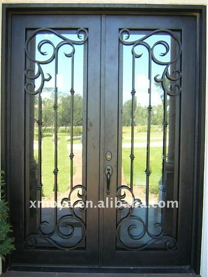 Modelos De Puertas Metalicas Para Casas Stunning Puertas De - Fotos-de-puertas-metalicas-para-casas