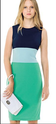 Image Result For Harmony In Fashion Principles Clothing Contrast Dress Fashion