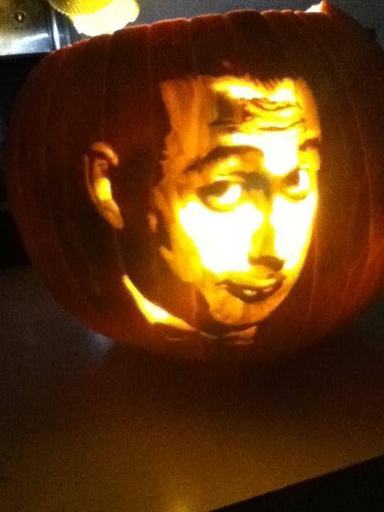 Pee-wee pumpkin