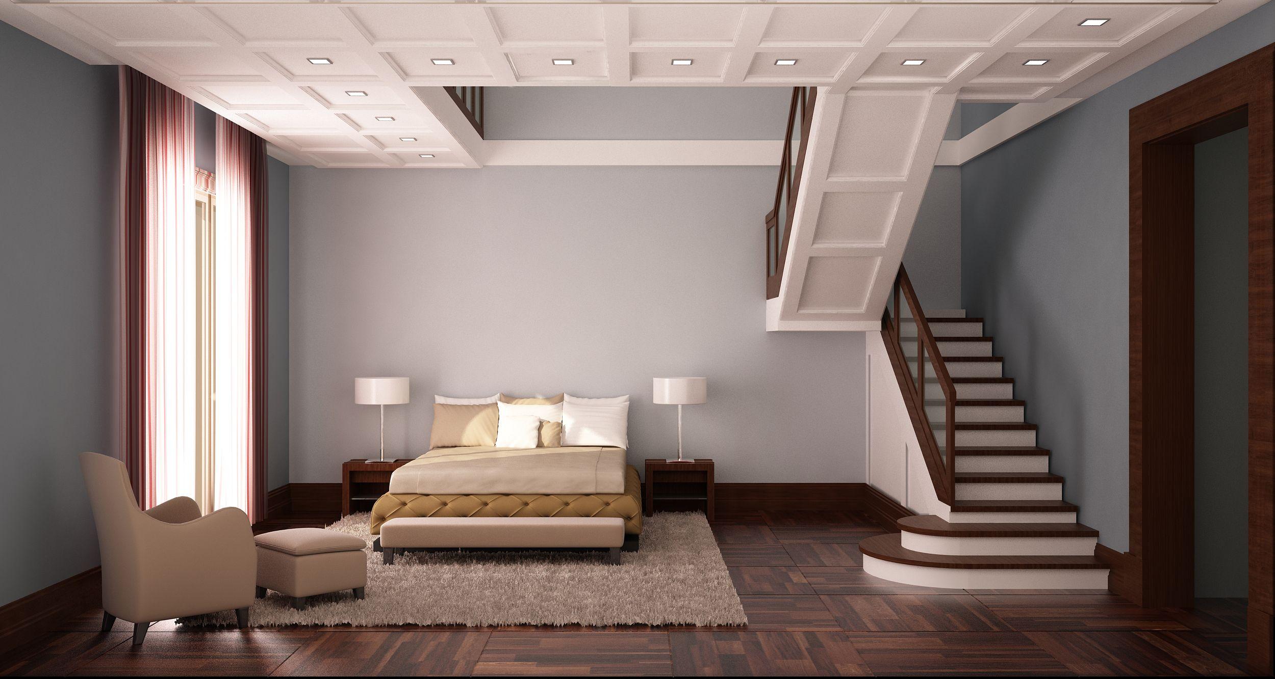 Double Height Bedroom Luxury Bedroom Master Modern Classic Bedroom Luxurious Bedrooms Luxury double bed room