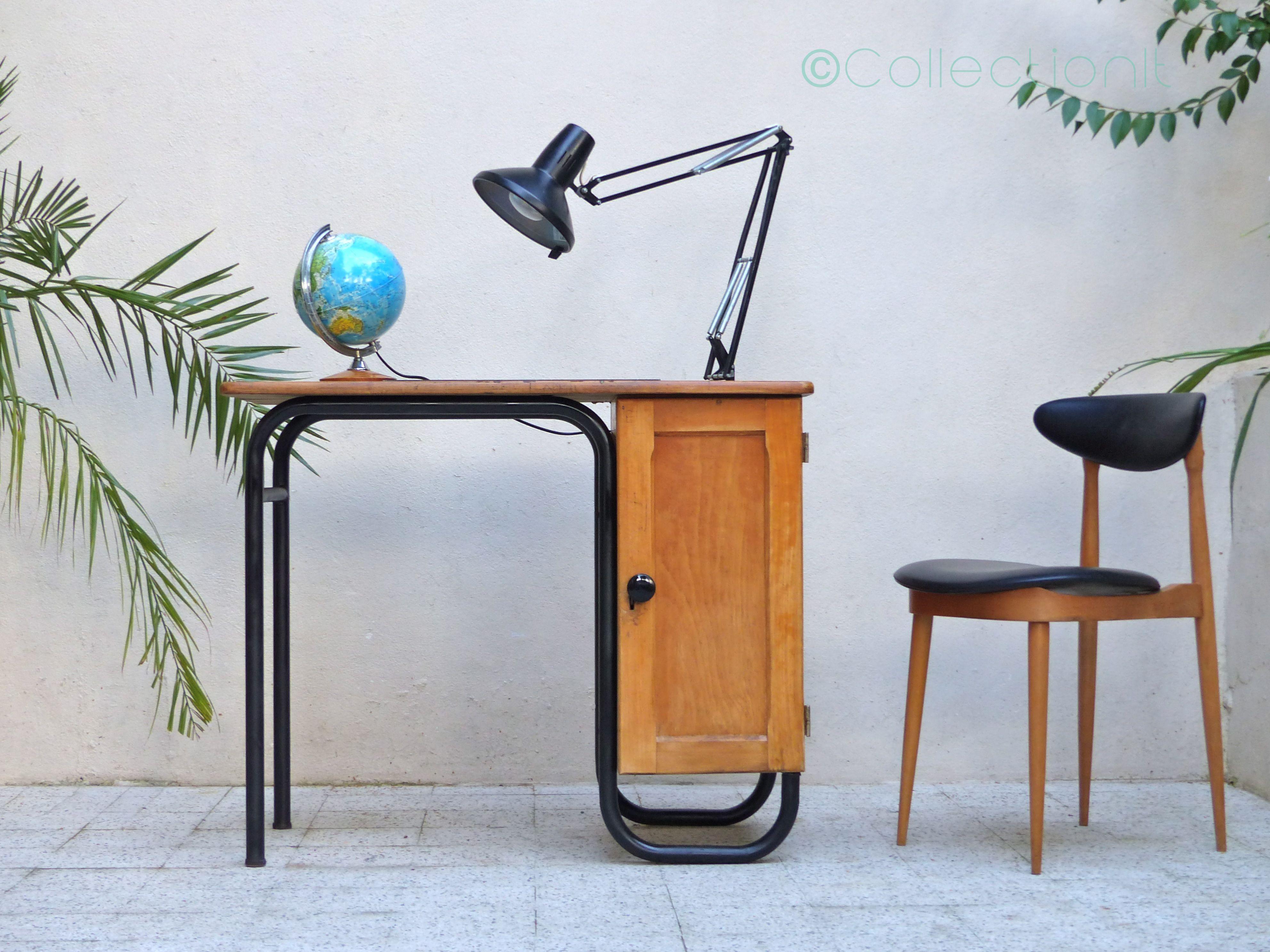 Épinglé par claire girard sur meubles vintage bureau