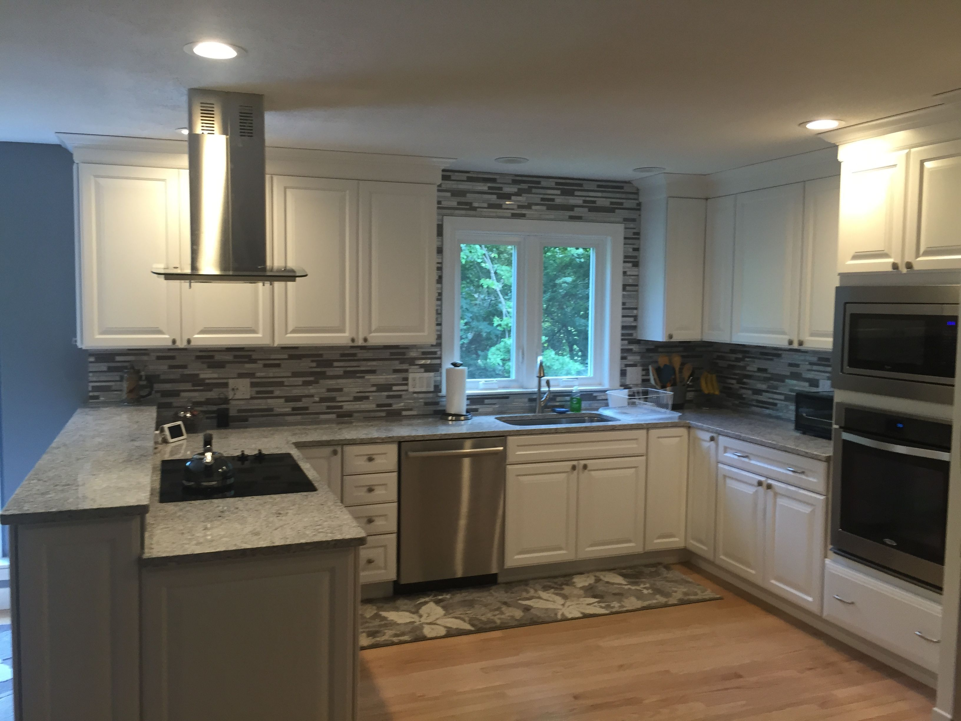 Lowe S Kitchen Remodel Real Kitchen Kitchen Cabinet Remodel