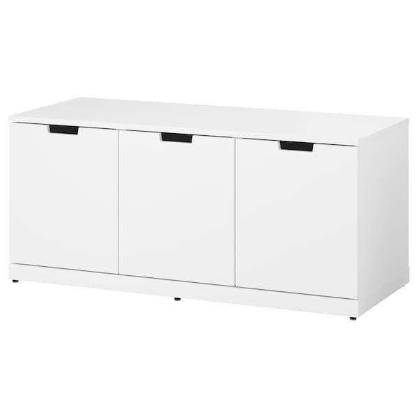 """NORDLI 3-drawer chest, white, 471/4x211/4"""" - IKEA"""