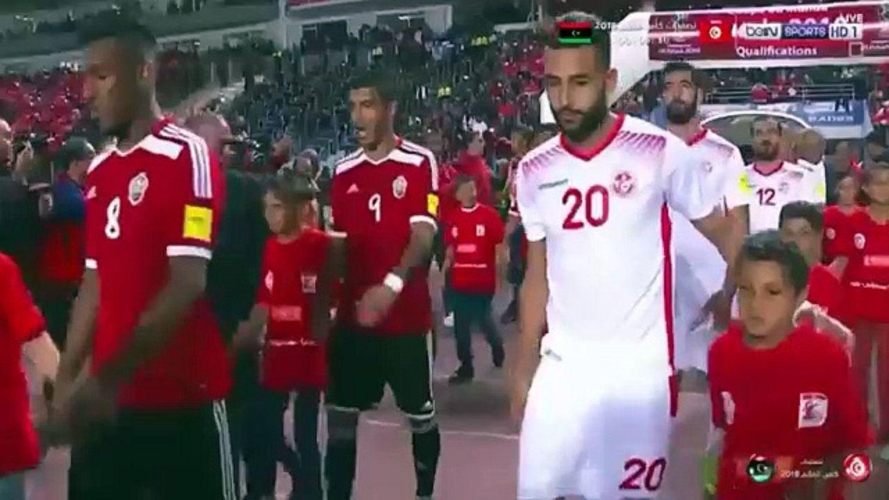 résumé match tunisie 00 libye 11.11.2017 http//cstu