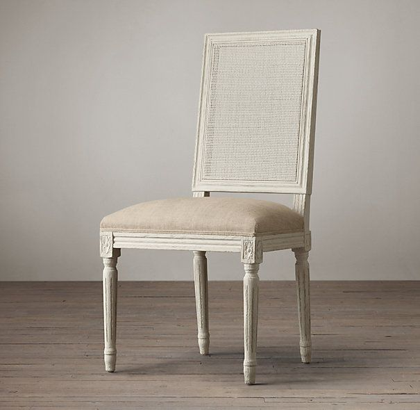 Amazing Weu0027ve Reproduced The Classic Louis XVI Dining Chair With A Light And Airy  Caned