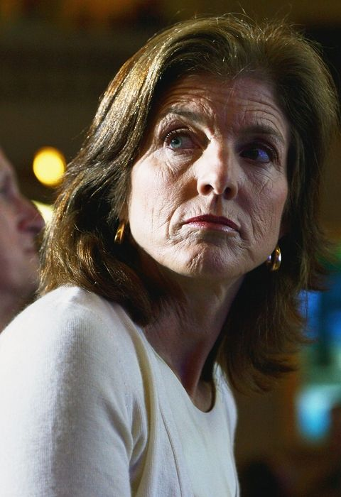 Caroline Kennedy The Daughter Of Jfk Is A Hot Contender
