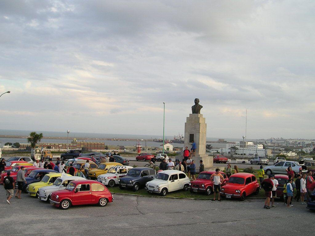 Fiat 600 - Mar del Plata - Argentina