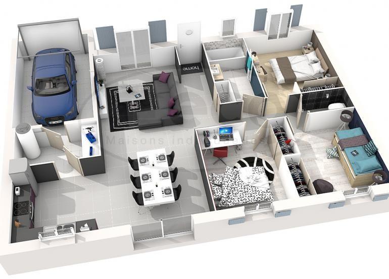 Plan De Maison En L 8 Exemples Pour Vous Inspirer 13