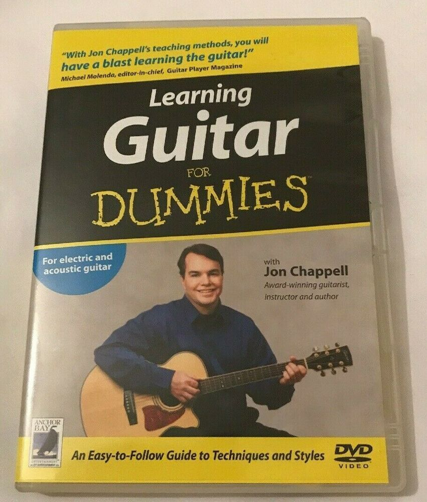 Only £2.99 & Free Delivery!! Electric Guitar For Dummies