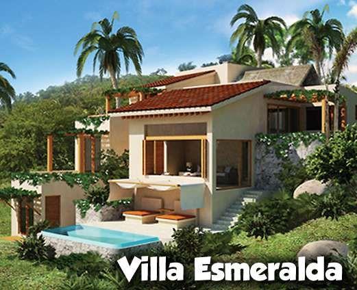 Estrena tu propia villa con vista a la bahia de banderas for Mar villa modelo