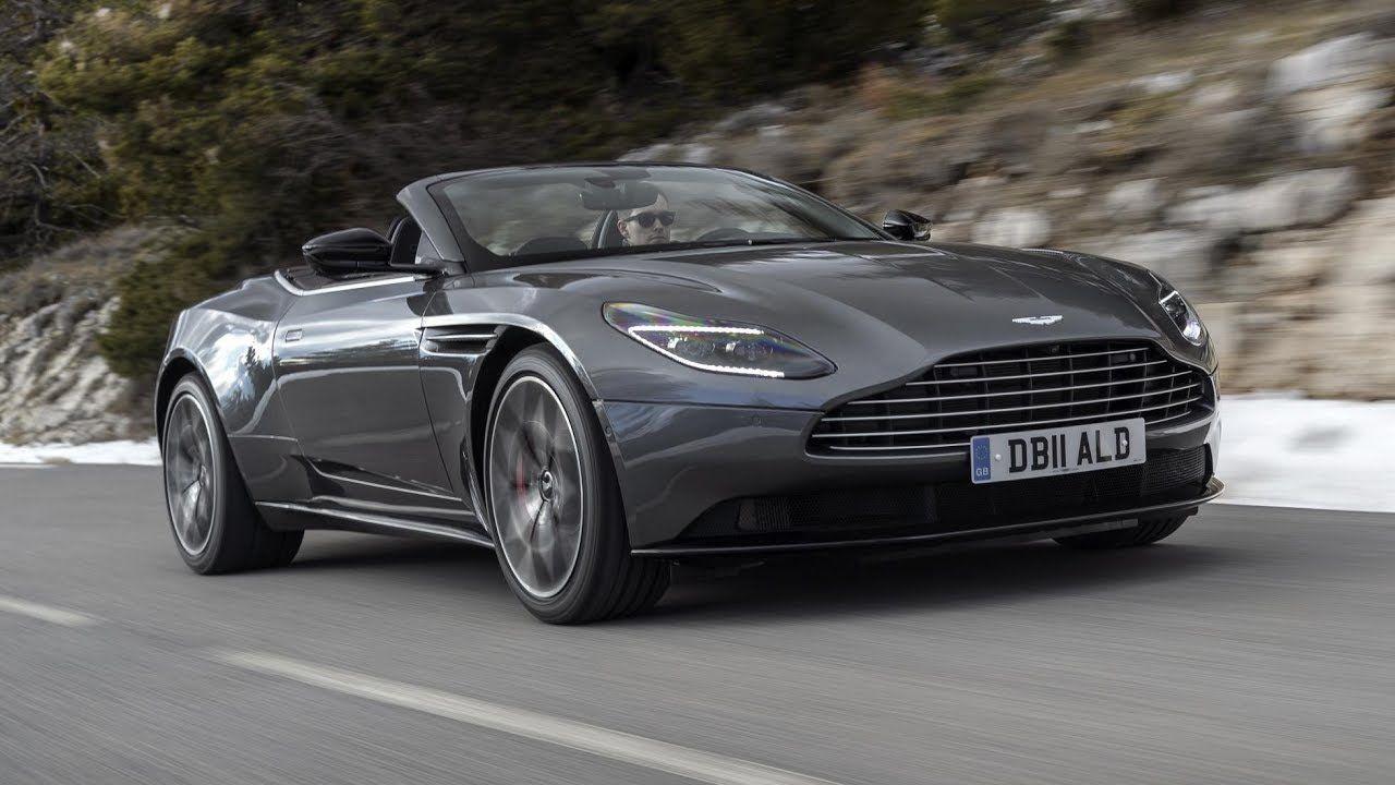 The Top Gear Car Review Aston Martin Db11 Volante