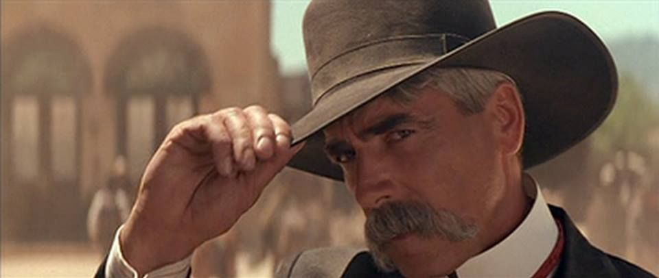 67b2d96c3f3 The delectable Sam Elliott playing Virgil Earp in Tombstone.