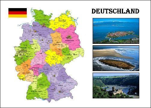 Wasserfälle in Deutschland